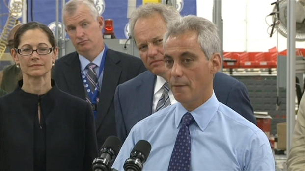 [CHI] Emanuel Reacts to Conceal Carry Law