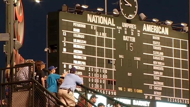 [CHI] Wrigley Field Sign Changes Approved