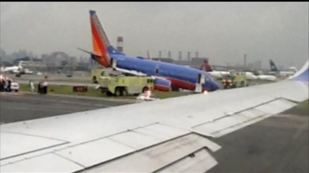 [CHI] Mokena Family Witnesses LGA Crash Landing