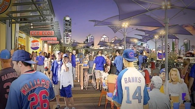 [CHI] Wrigley Renovation Approved