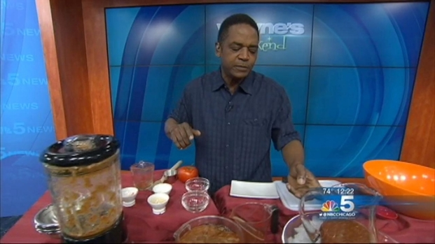 [CHI] Wayne's Weekend: Gazpacho And Pineapple Chicken Salad