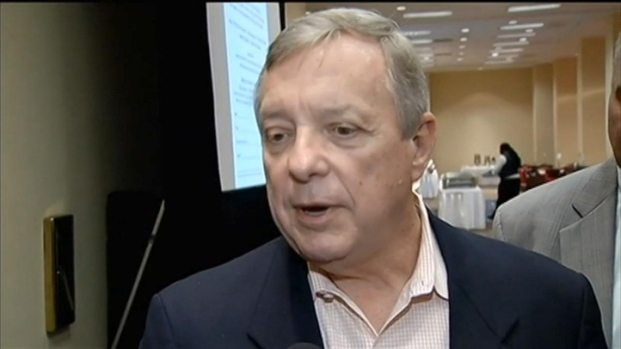 [CHI] Durbin on JJJ Sentencing: 'It's a Heartbreaking Situation'