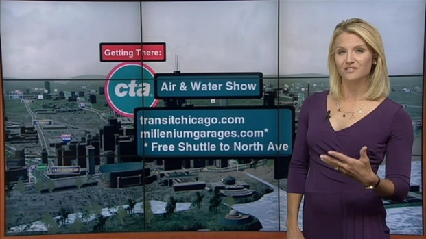 [CHI] Kye's Commute: Air & Water Show