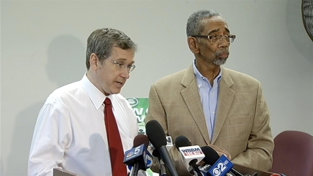 [CHI] Kirk, Rush Discuss Englewood, Gangster Disciples