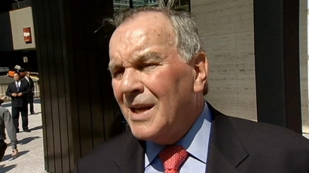 [CHI] Former Mayor Daley On Brother's Run For Governor