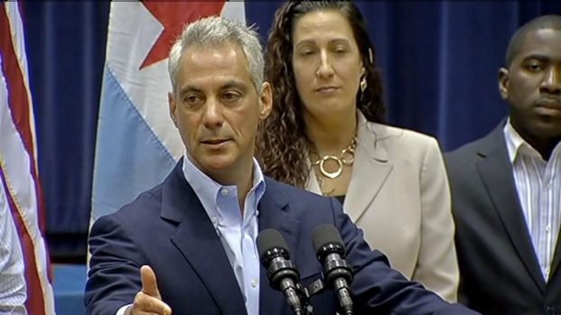 [CHI] Emanuel Announces Plan for New Chicago School