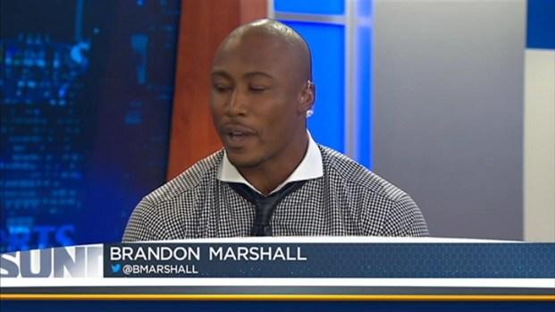 [CHI] Brandon Marshall On Bears Win Over Vikings