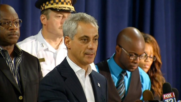 "[CHI] ""Chicago Belongs to Families,"" Emanuel Says After Violent Night"