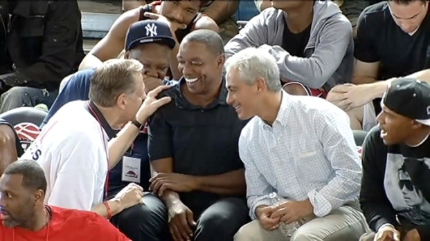 [CHI] NBA Stars and Community Leaders Unite Against The Violence