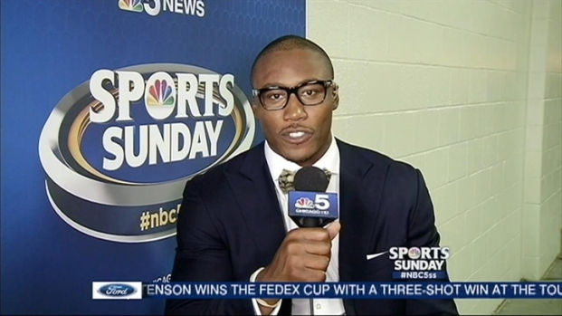 Brandon Marshall on Bears' Strong Finish Against Steelers