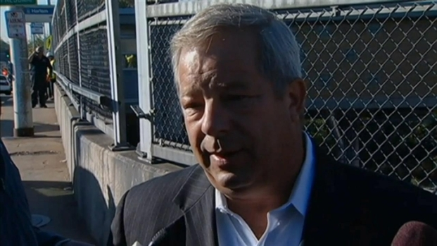 [CHI] Forest Park Mayor On CTA Train Collision