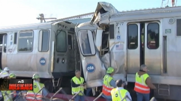 "[CHI] NTSB Issues ""Urgent"" Safety Recommendation in Wake of CTA Crash"