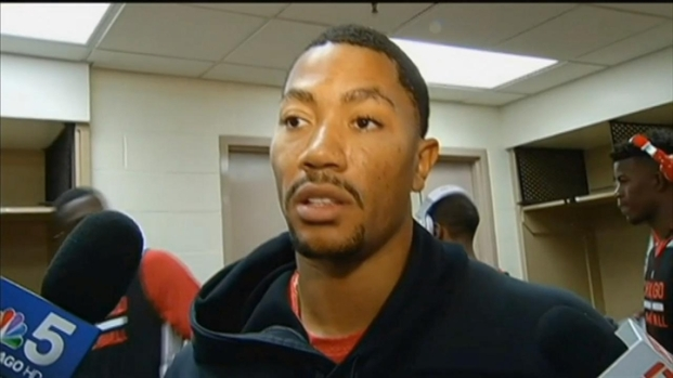 [CHI] Rose on Return: 'It's Like a New Beginning'