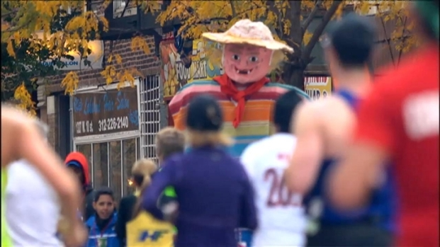 [CHI] Marathon Showcases Chicago's Diverse Neighborhoods