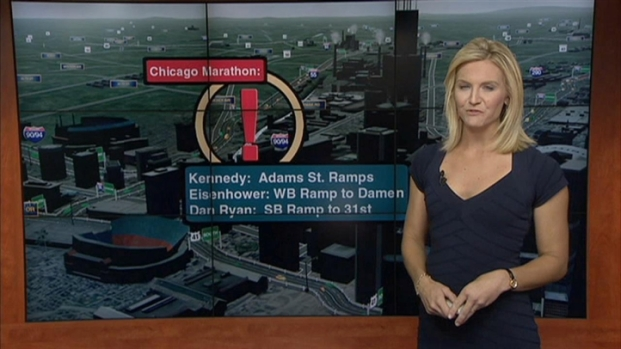[CHI] How To Navigate Chicago Marathon Closures