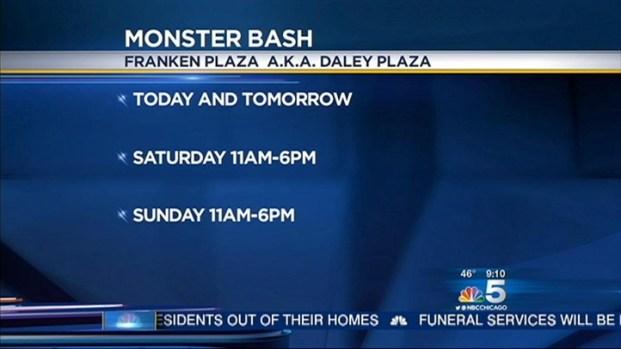[CHI] Daley Plaza Becomes Franken-Plaza