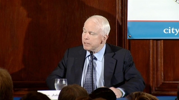 [CHI] McCain, Durbin on Immigration Reform