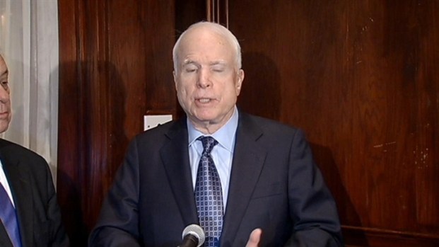 [CHI] Durbin, McCain on NSA Eavesdropping