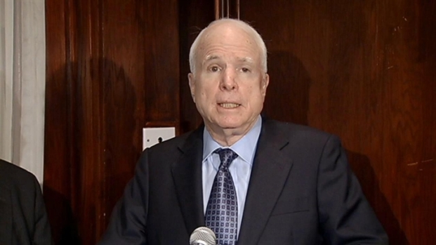 [CHI] McCain: Don't Count Biden Out of 2016 Presidential Race