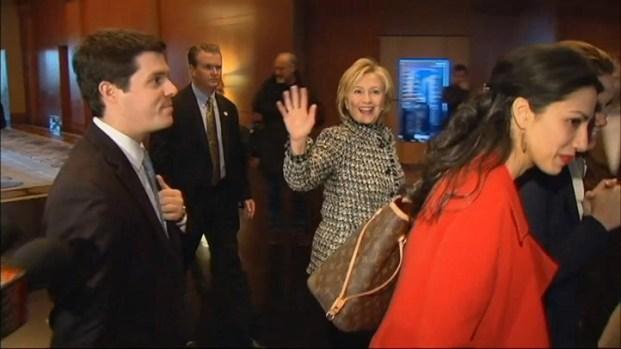 [CHI] Hillary Hits Chicago