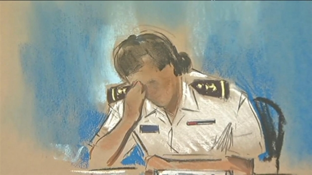 [DC] Accuser Testifies in Naval Academy Sex Assault Hearing