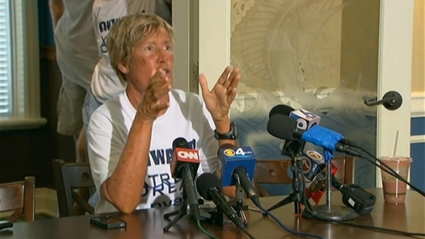 [MI] Diana Nyad Talks About Big Dream of Cuba-to-Florida Swim