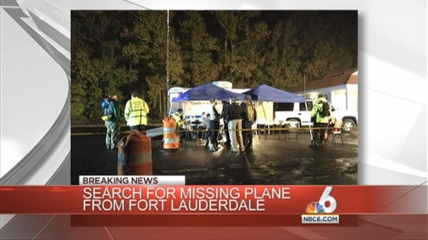 [MI] Virginia State Police Searching for Missing Cessna From Fort Lauderdale: Reports