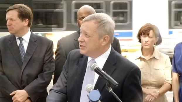 [CHI] Durbin Discusses Rehabbing Red Line