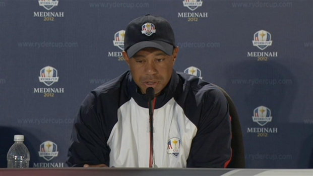 [CHI] Tiger Woods on Playing the Medinah Course