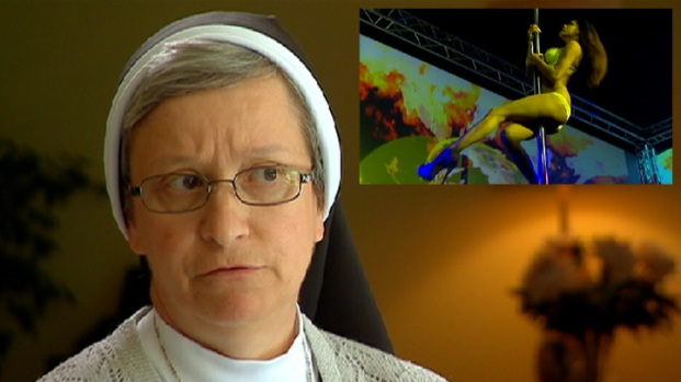[CHI] Nuns Officially File Lawsuit Against Strip Joint