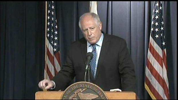 [CHI] Gov. Quinn Reacts to Blago Verdict