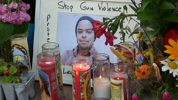 Neighborhood Honors Innocent Victim Killed In Rogers Park