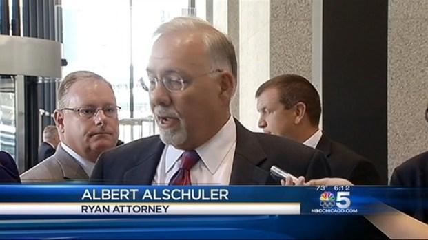 [CHI] Ex-Gov Ryan's Lawyers Seek Appeal