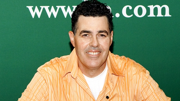 "[NY] ""Wreck-It Ralph"" Hollywood Premiere: Adam Carolla Makes It A Family Affair"