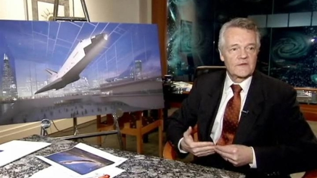 "[CHI] Planetarium President: Shuttle ""Would Be Exciting for Chicago"""