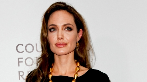 [NATL] Angelina Jolie on Directing, Family & Being a Closet Geek