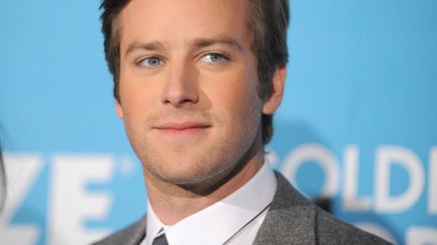 "[NBCAH] Armie Hammer on the Elaborate ""Mirror Mirror"" Sets"