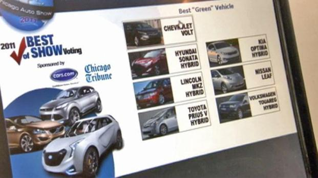 "[CHI] Vote for the ""Best Of"" the Chicago Auto Show"