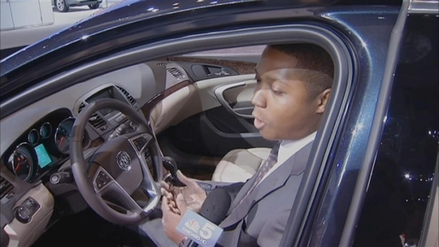[CHI] GM Touts New Technology At Chicago Auto Show