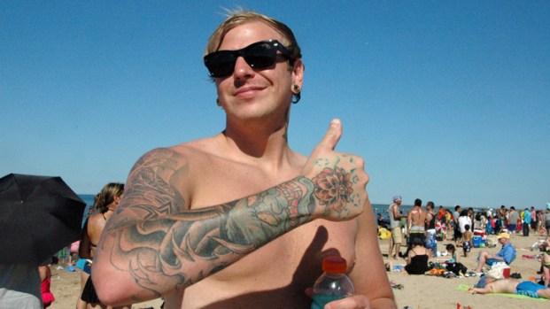 PHOTOS: Inked Up on the Beach