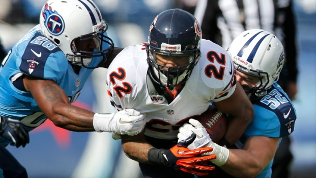 Game Photos: Chicago Bears vs. Tennessee Titans