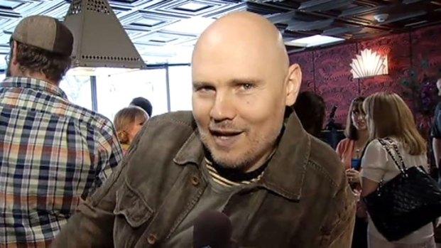 [CHI] Billy Corgan Opens Tea Shop