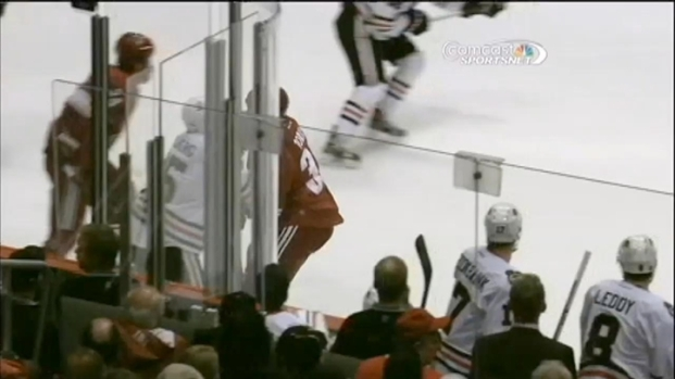 [CHI] Hawks Take Revenge On Raffi Torres, Coyotes