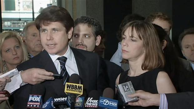 "[CHI] Blagojevich ""Grateful"" for Time on Stand"