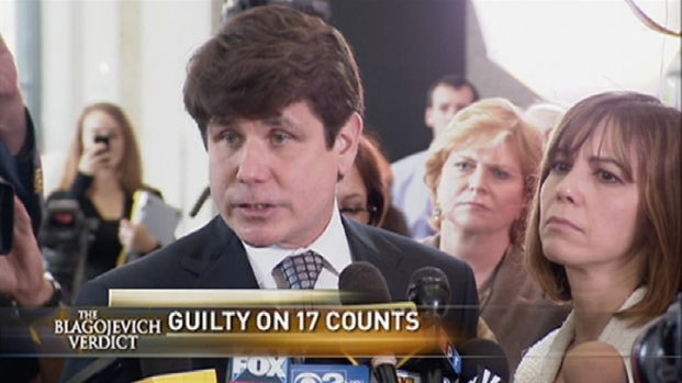 "[CHI] Rod Blagojevich: ""I'm Stunned"""