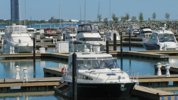 Chicago Park District Opens New 31st Street Harbor