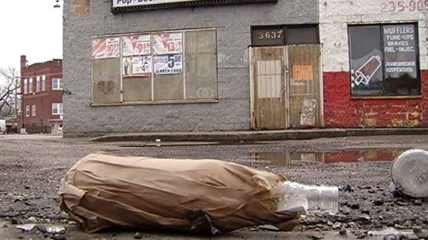 [CHI] Police Shut Down West Side Drug Markets