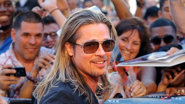 "[NBCAH] Brad Pitt's ""World War Z"" NYC Premiere"
