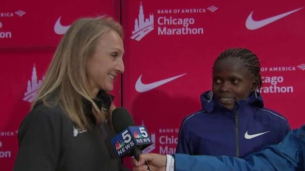 [CHI] Radcliffe Passes the Torch to New World Record Holder Kosgei