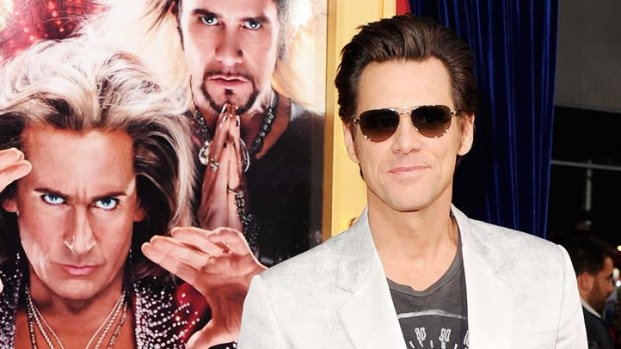 "[NBCAH] Jim Carrey at ""The Incredible Burt Wonderstone"" Premiere"